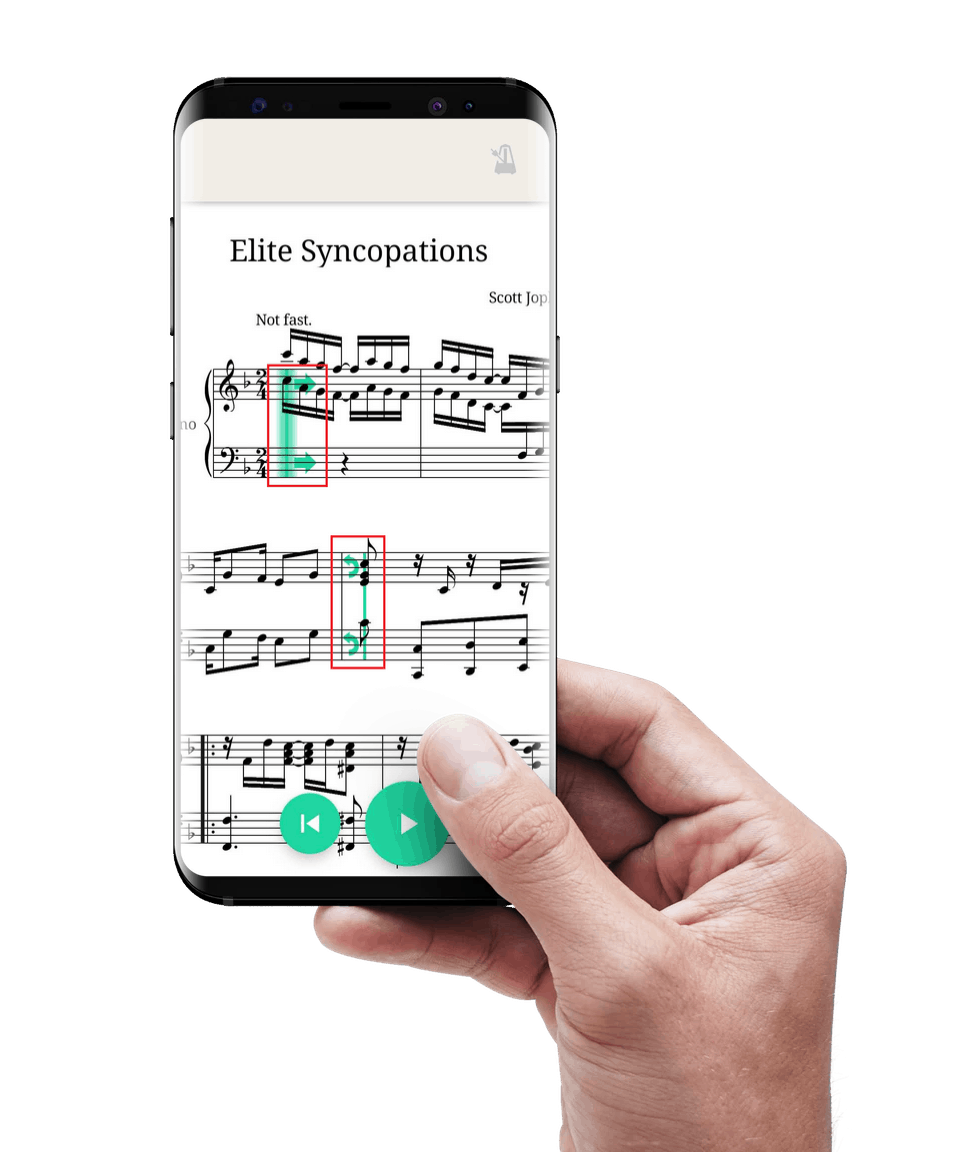 Loop Mode - PhonicScore Android App